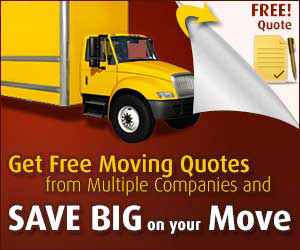 Get free moving quotes from multiple companies and save big on your move.