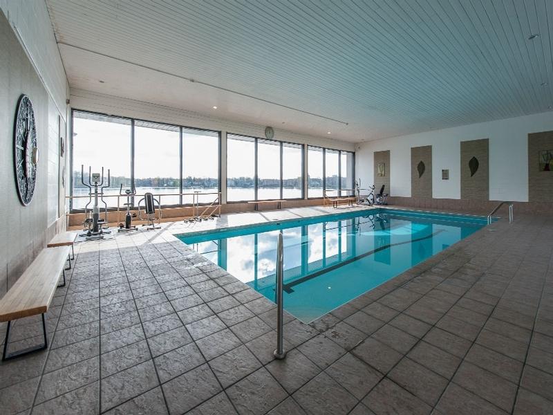 3 bedroom Apartments for rent in Laval at Le Castel de Laval - Photo 01 - RentQuebecApartments – L6087