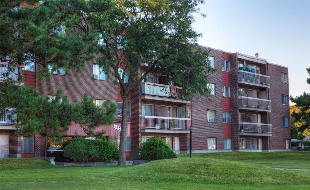 1 bedroom Apartments for rent in Laval at Papineau Leblanc - Photo 06 - RentQuebecApartments – L9529