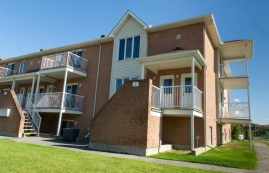3 bedroom Condos for rent in Gatineau-Hull at 2-16 Soeur Jeanne Marie Chavoin - Photo 01 - RentQuebecApartments – L400137