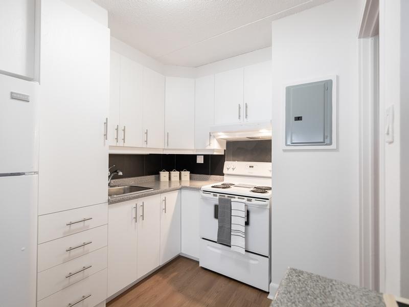 Studio / Bachelor Apartments for rent in Quebec City at Le Benoit XV - Photo 07 - RentQuebecApartments – L401552