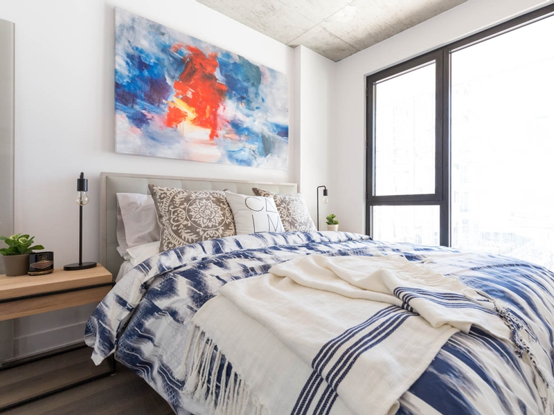 luxurious 3 bedroom Apartments for rent in Montreal (Downtown) at Appartements-Boutique - Photo 04 - RentQuebecApartments – L136678
