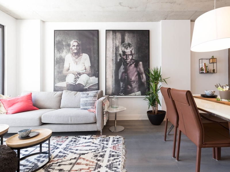 luxurious 3 bedroom Apartments for rent in Montreal (Downtown) at Appartements-Boutique - Photo 10 - RentQuebecApartments – L136678