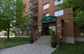 1 bedroom Apartments for rent in Anjou at Le Normandin - Photo 01 - RentQuebecApartments – L20477