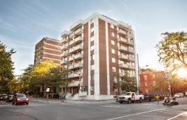 Studio / Bachelor Apartments for rent in Plateau Mont-Royal at 1595 Rachel - Photo 01 - RentQuebecApartments – L9514