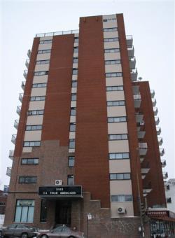 Studio / Bachelor Apartments for rent in Notre-Dame-de-Grace at Tour Girouard - Photo 05 - RentQuebecApartments – L2077