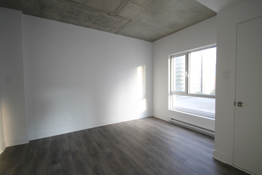 luxurious Studio / Bachelor Condos for rent in Montreal (Downtown) at 1255 de Bullion - Photo 14 - RentQuebecApartments – L119807