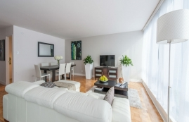 3 bedroom Penthouses for rent in Cote-des-Neiges at Rockhill - Photo 01 - RentQuebecApartments – L1993