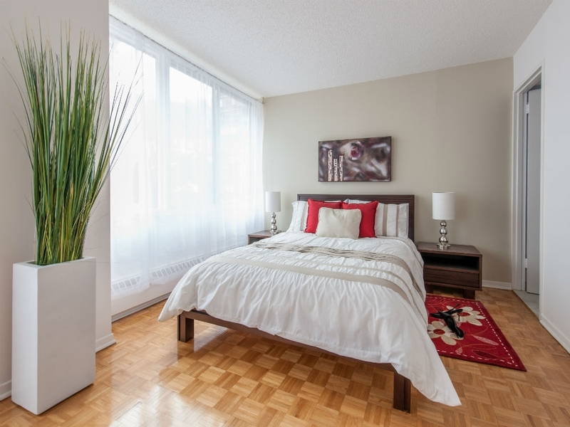 3 bedroom Penthouses for rent in Cote-des-Neiges at Rockhill - Photo 03 - RentQuebecApartments – L1993