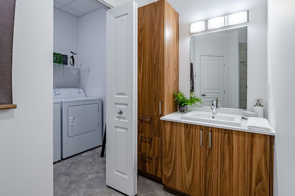 luxurious 2 bedroom Apartments for rent in Pointe-Claire at La Voile Pointe-Claire - Photo 07 - RentQuebecApartments – L403117