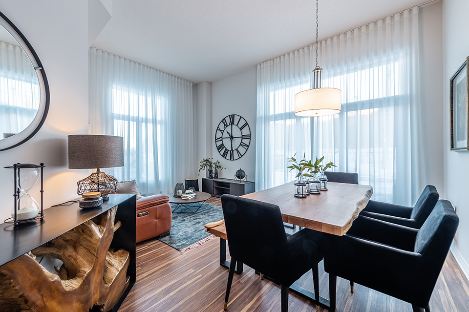 luxurious 3 bedroom Apartments for rent in Pointe-Claire at La Voile Pointe-Claire - Photo 03 - RentQuebecApartments – L403117