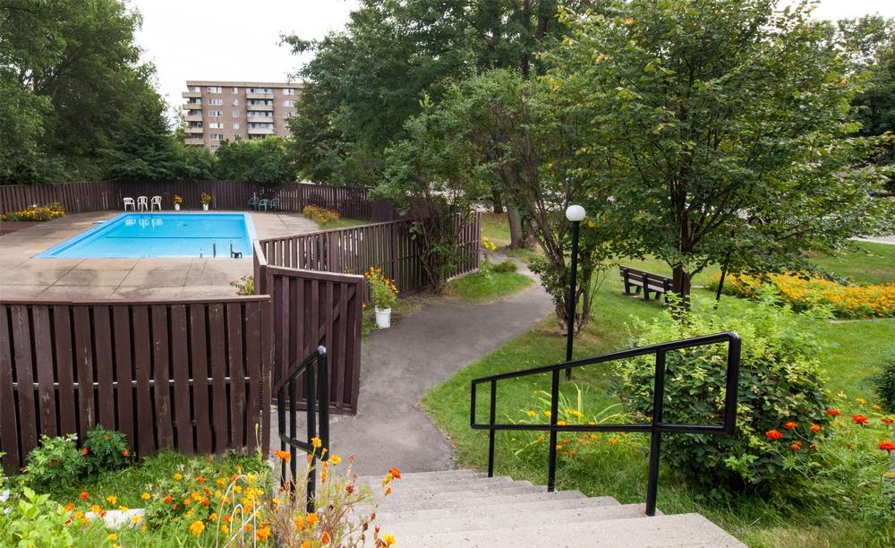 2 bedroom Apartments for rent in Kirkland at Promenade Canvin - Photo 02 - RentQuebecApartments – L9541