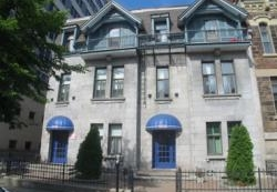 Studio / Bachelor Apartments for rent in Downtown Montreal at 1225-1229 Mackay - Photo 01 - RentQuebecApartments – L6440
