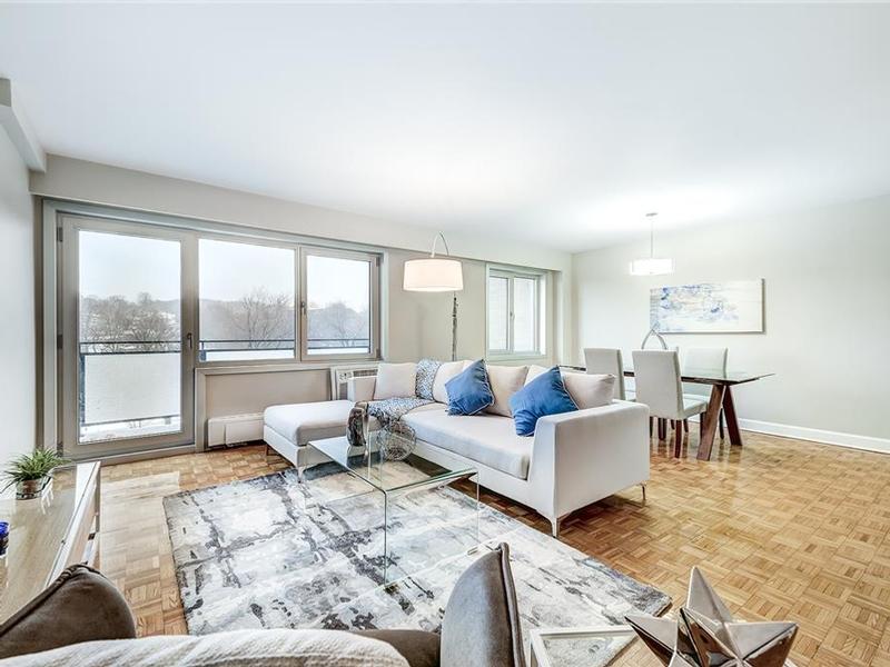 1 bedroom Apartments for rent in Cote-des-Neiges at Le Hill-Park - Photo 03 - RentQuebecApartments – L401569