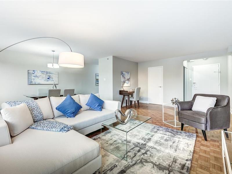 1 bedroom Apartments for rent in Cote-des-Neiges at Le Hill-Park - Photo 04 - RentQuebecApartments – L401569