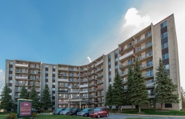 2 bedroom Apartments for rent in Laval at Habitations Des Chateaux - Photo 01 - RentQuebecApartments – L6068