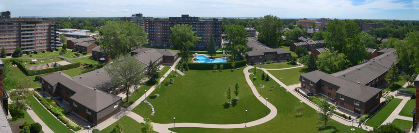 3 bedroom Townhouses for rent in Pointe-Claire at Southwest One - Photo 05 - RentQuebecApartments – L21535