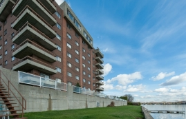 Studio / Bachelor Apartments for rent in Laval at Le Castel de Laval - Photo 01 - RentQuebecApartments – L6085