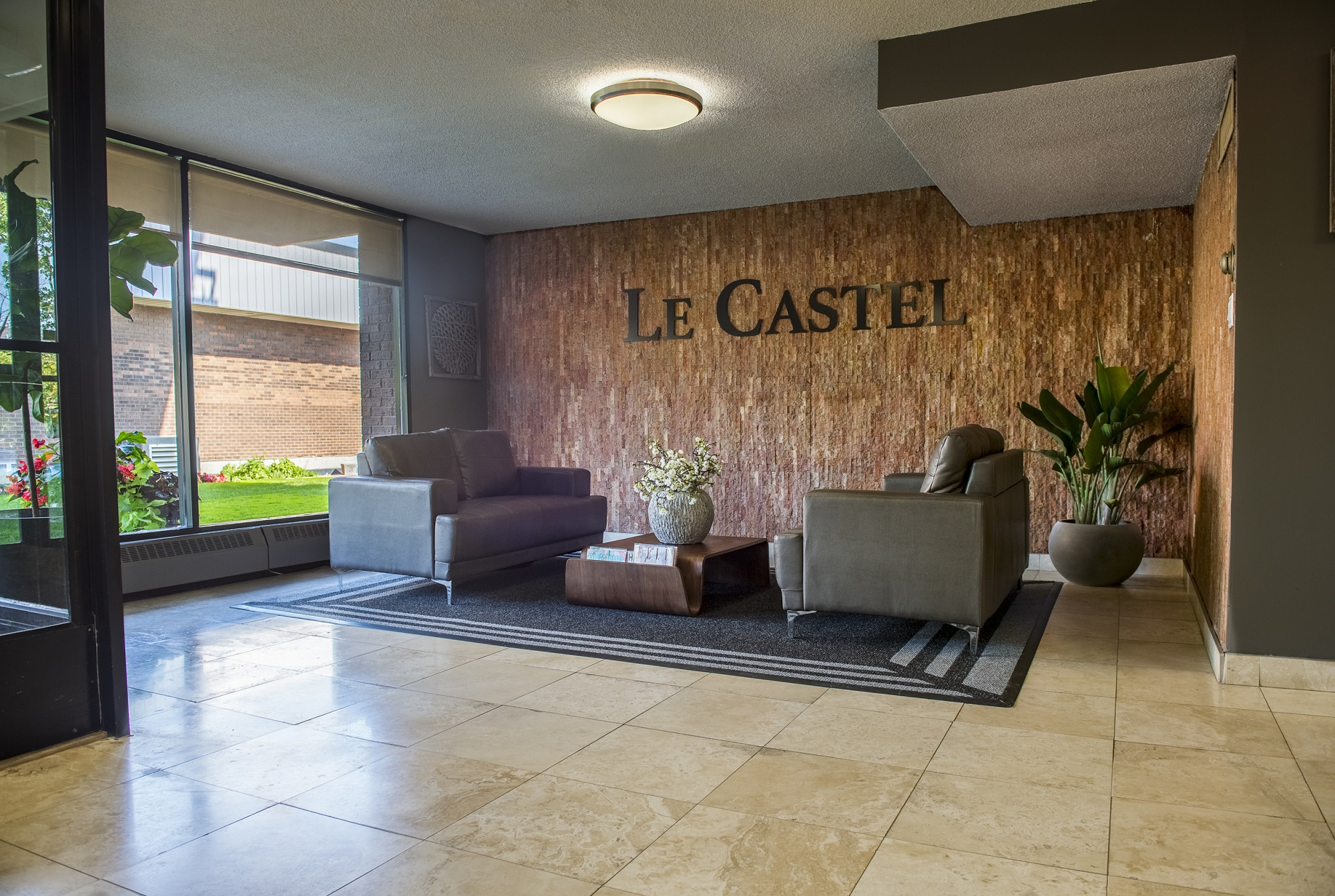 Studio / Bachelor Apartments for rent in Laval at Le Castel de Laval - Photo 03 - RentQuebecApartments – L6085