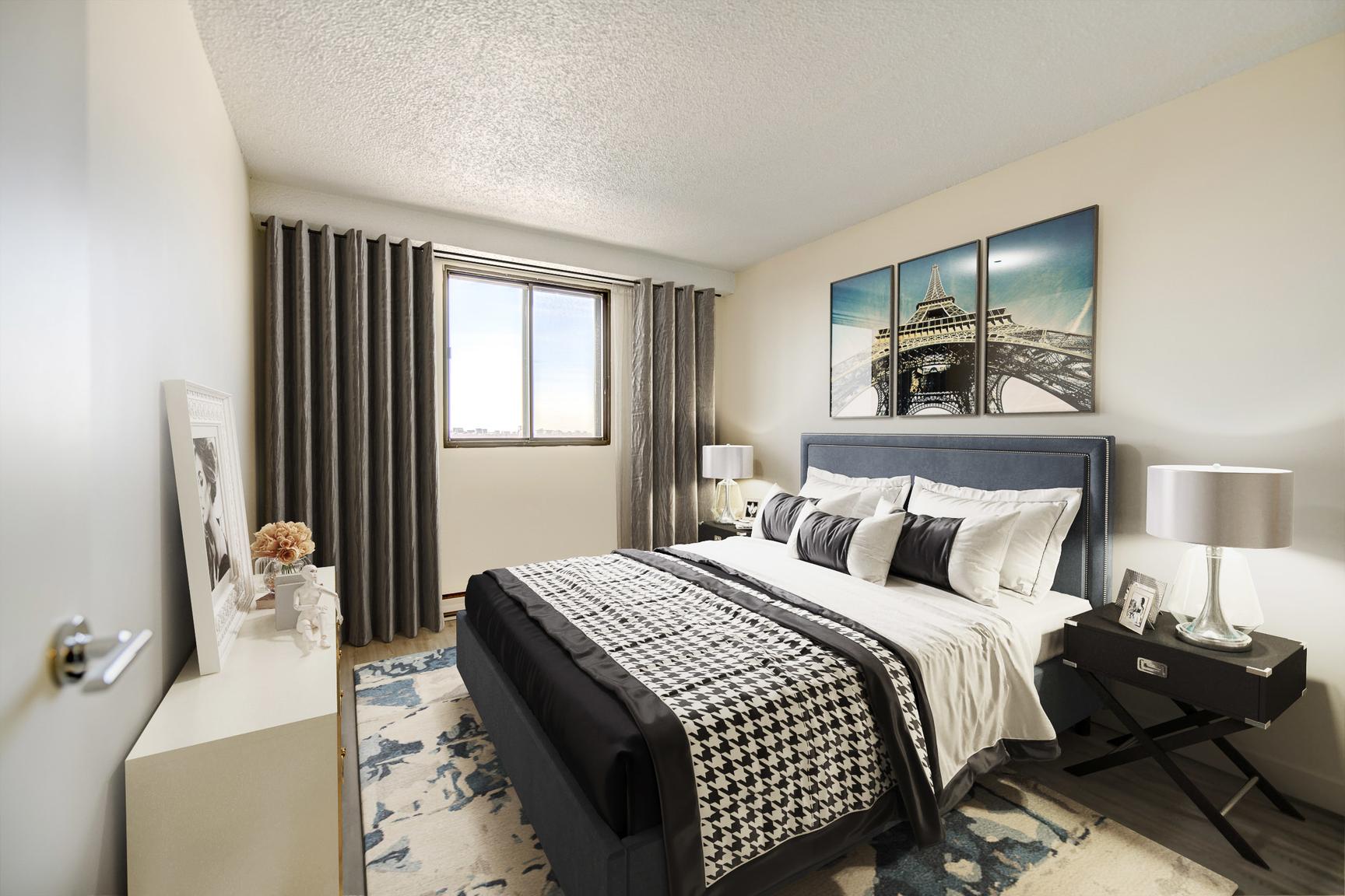 1 bedroom Apartments for rent in Laval at Le Quatre Cent - Photo 04 - RentQuebecApartments – L407183