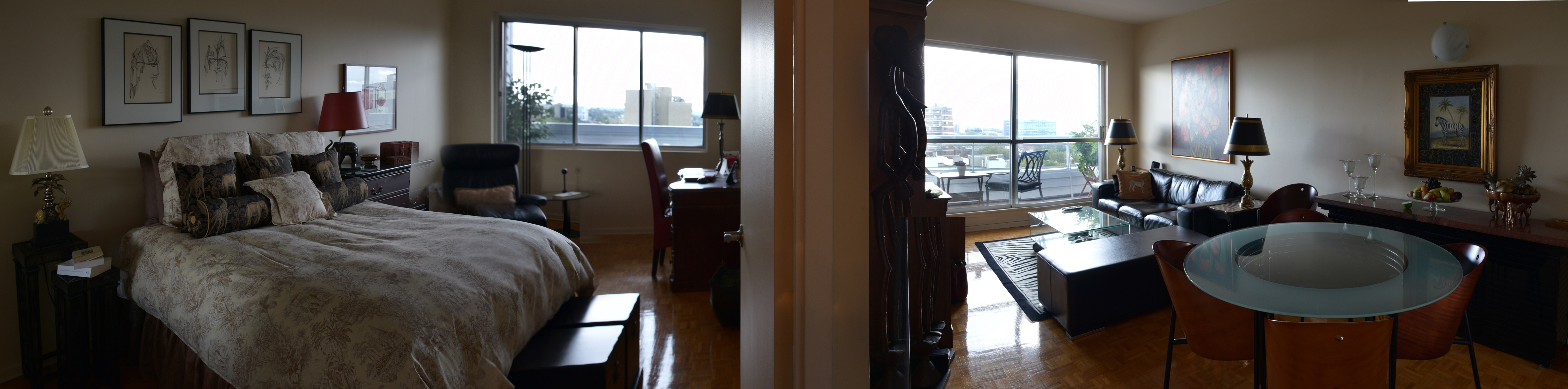 1 bedroom Apartments for rent in Montreal (Downtown) at Place du Cercle - Photo 04 - RentQuebecApartments – L1149