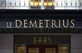 3 bedroom Apartments for rent in Montreal (Downtown) at Le Demetrius - Photo 01 - RentQuebecApartments – L406286