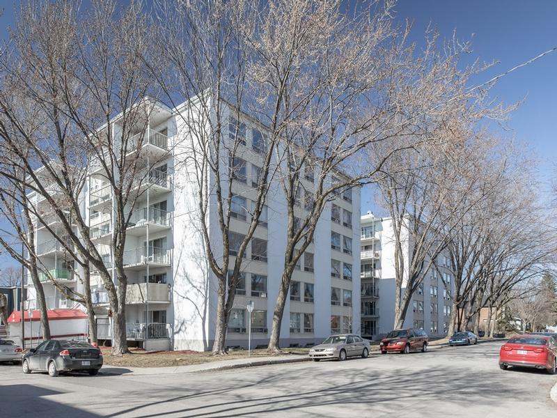 2 bedroom Apartments for rent in Quebec City at Le Benoit XV - Photo 01 - RentQuebecApartments – L401554