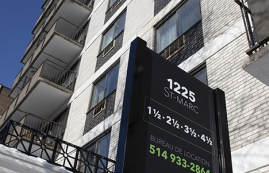 1 bedroom Apartments for rent in Montreal (Downtown) at 1225 rue St-Marc - Photo 01 - RentQuebecApartments – L401545
