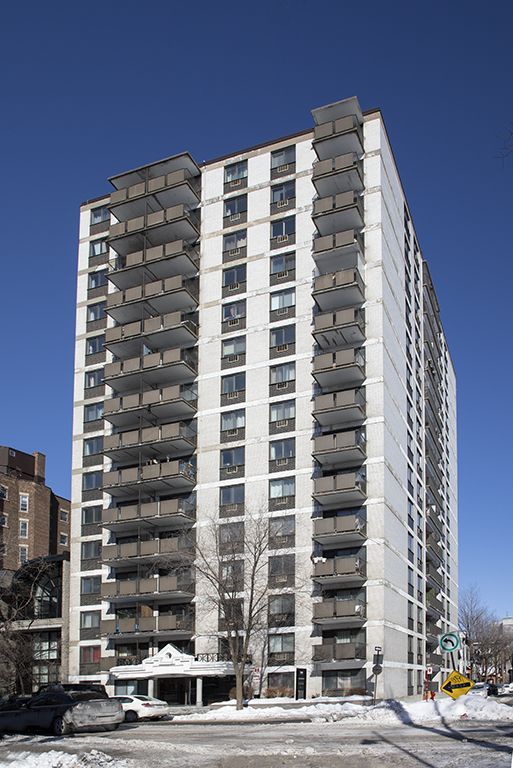 Montreal (Downtown) 1 bedroom apartments for Rent at 1225 ...