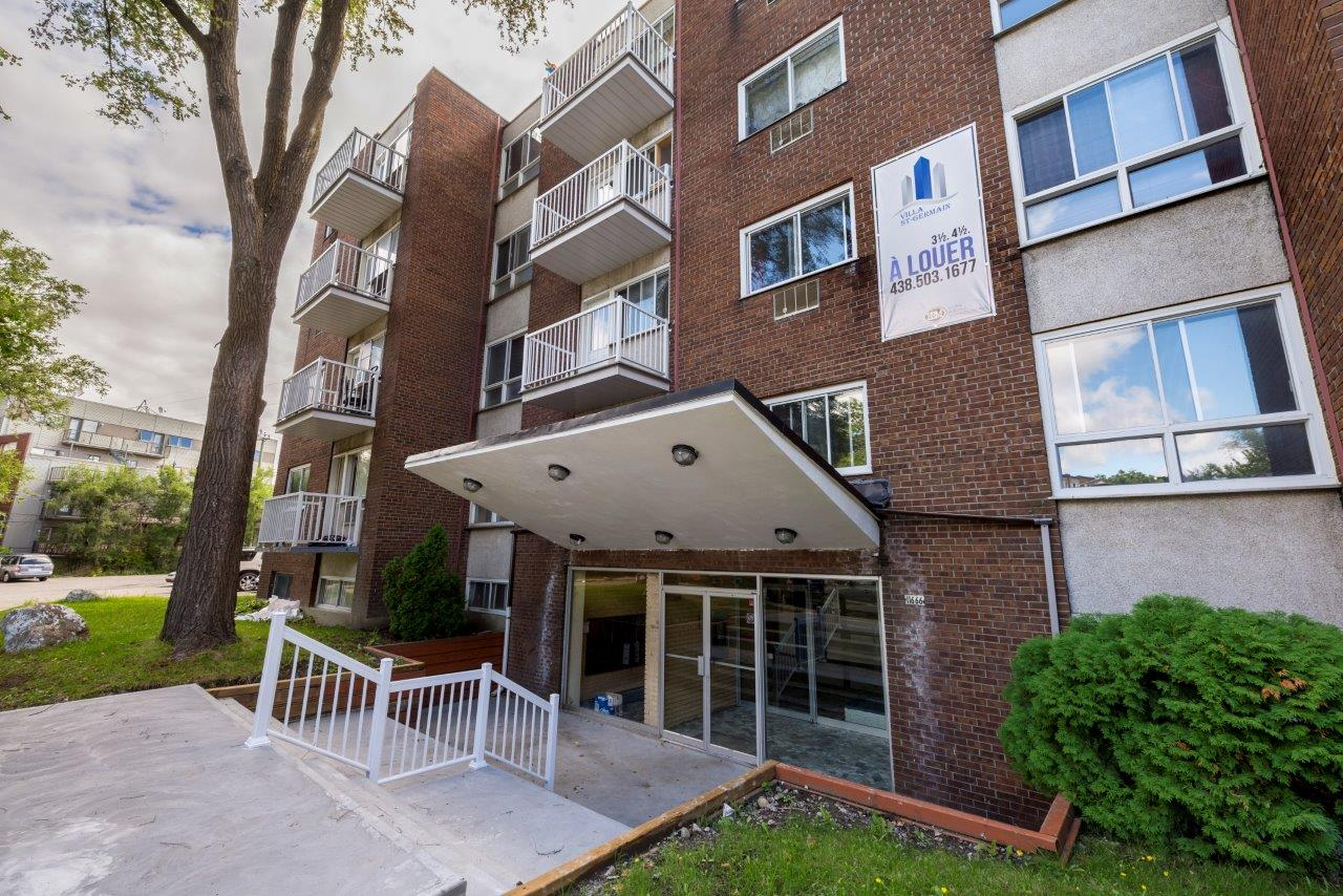 1 bedroom Apartments for rent in Ahuntsic-Cartierville at Villa St-Germain - Photo 05 - RentQuebecApartments – L179178