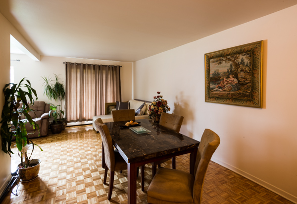 2 bedroom Apartments for rent in Ville St-Laurent - Bois-Franc at 2775 Cote Vertu - Photo 05 - RentQuebecApartments – L10048