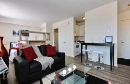 2 bedroom Apartments for rent in La Cite-Limoilou at Le Complexe Montserrat - Photo 01 - RentQuebecApartments – L168593