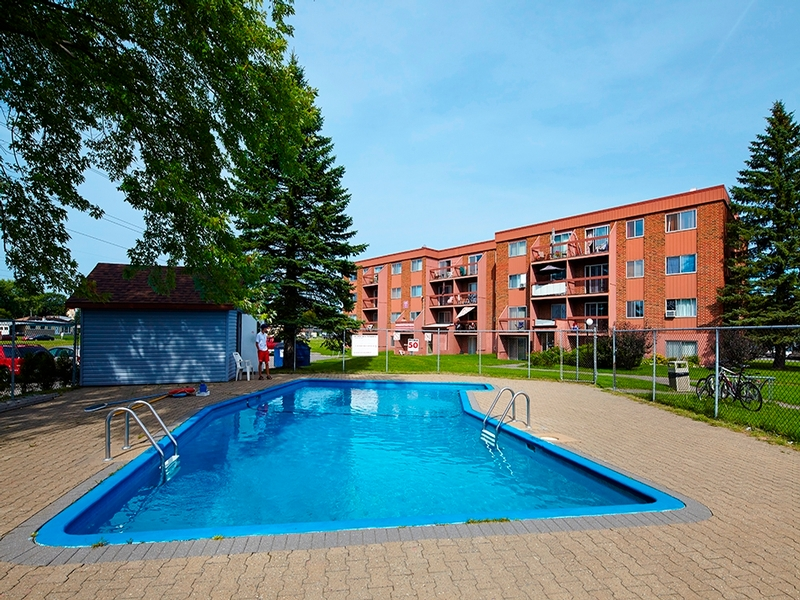 2 bedroom Apartments for rent in La Cite-Limoilou at Le Complexe Montserrat - Photo 03 - RentQuebecApartments – L168593