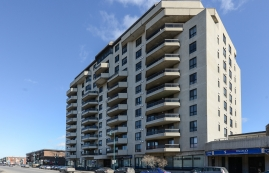 2 bedroom Apartments for rent in St. Leonard at Le Baron II Inc. - Photo 01 - RentQuebecApartments – L128083