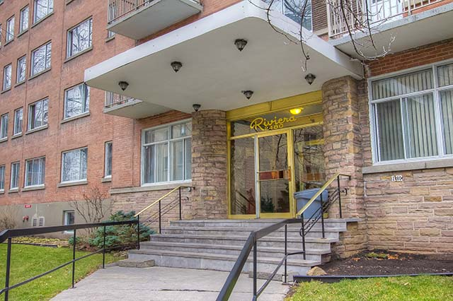 Studio / Bachelor Apartments for rent in Montreal (Downtown) at Riviera - Photo 02 - RentQuebecApartments – L355130
