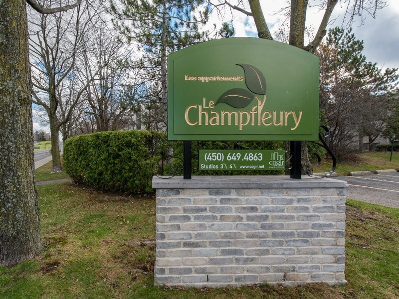 1 bedroom Apartments for rent in Sainte Julie at Le Champfleury - Photo 04 - RentQuebecApartments – L168599