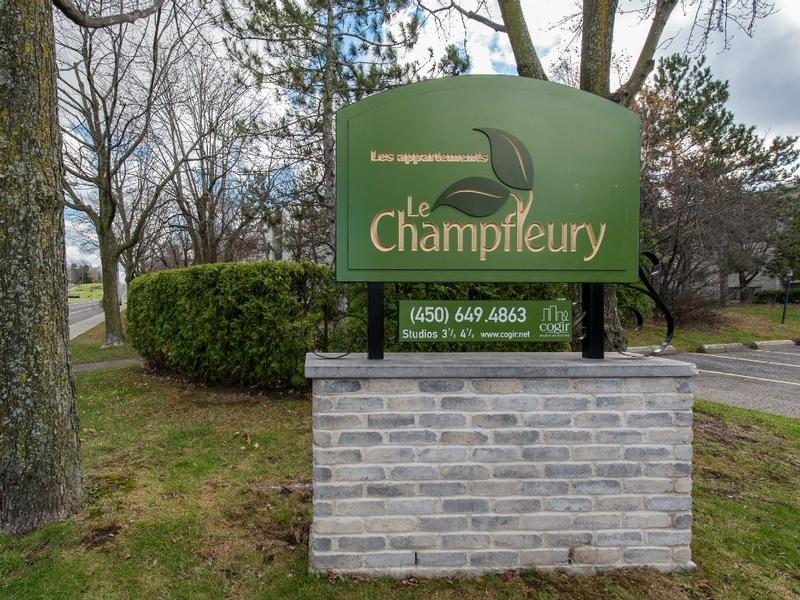 1 bedroom Apartments for rent in Sainte Julie at Le Champfleury - Photo 04 - RentQuebecApartments – L168599