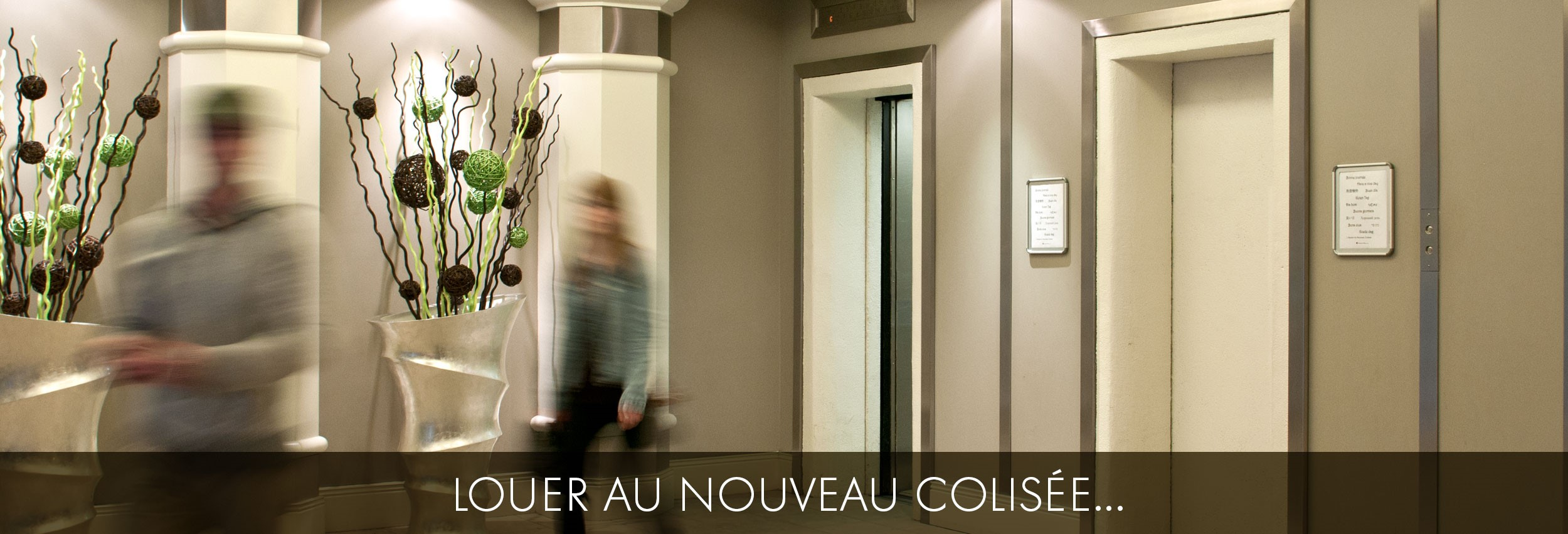1 bedroom Apartments for rent in Montreal (Downtown) at Nouveau Colisee - Photo 03 - RentQuebecApartments – L23169