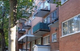 1 bedroom Apartments for rent in Cote-des-Neiges at 4200 Bourret - Photo 01 - RentQuebecApartments – L413