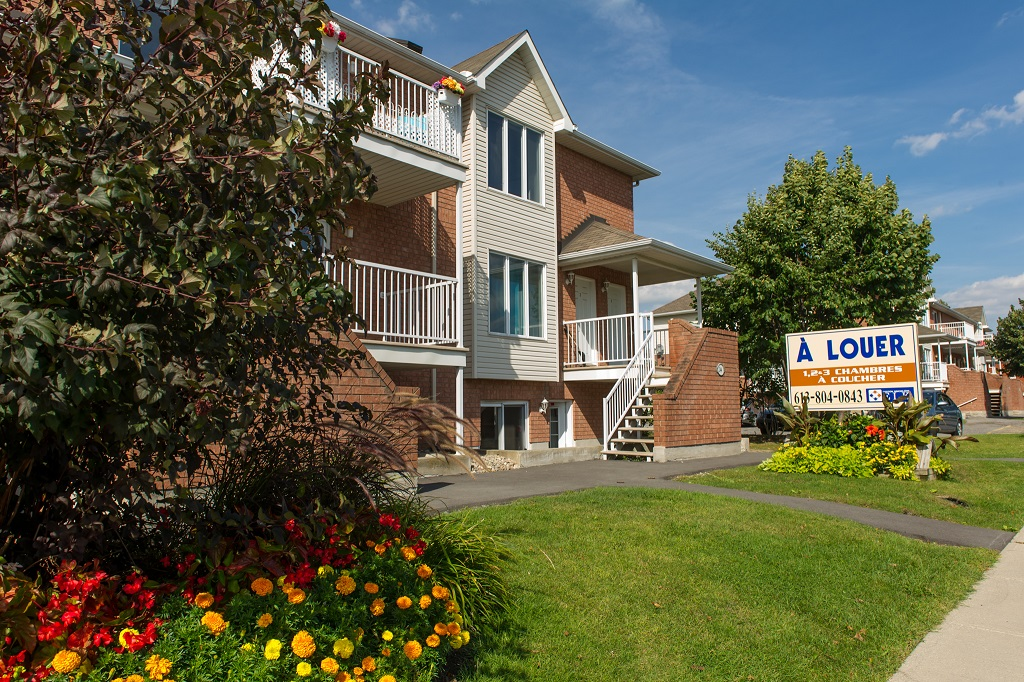 1 bedroom Apartments for rent in Gatineau-Hull at Du Plateau - Photo 02 - RentQuebecApartments – L8892