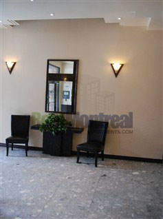 Junior 1 bedroom Apartments for rent in Notre-Dame-de-Grace at Tour Girouard - Photo 05 - RentQuebecApartments – L2078