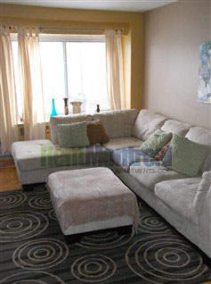 Junior 1 bedroom Apartments for rent in Notre-Dame-de-Grace at Tour Girouard - Photo 09 - RentQuebecApartments – L2078