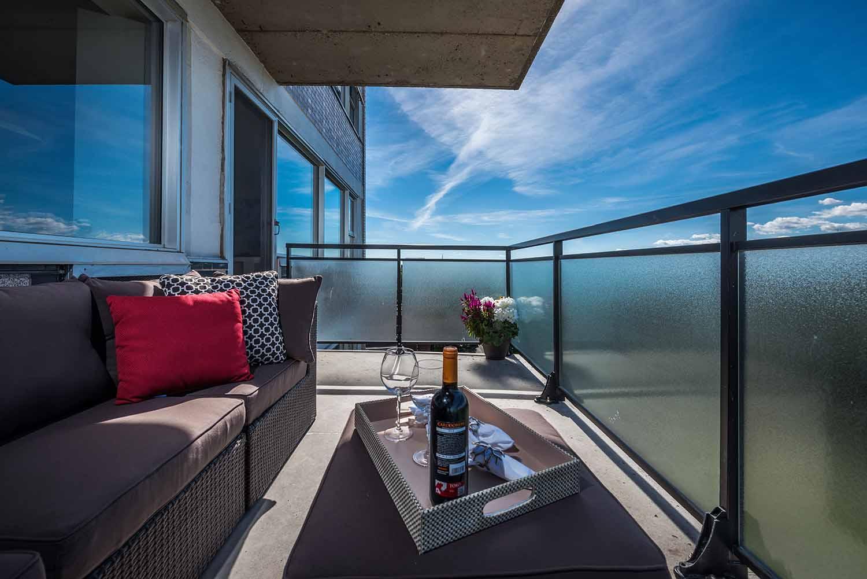 luxurious 2 bedroom Apartments for rent in Westmount at 4300 de Maisonneuve West - Photo 16 - RentQuebecApartments – L2167