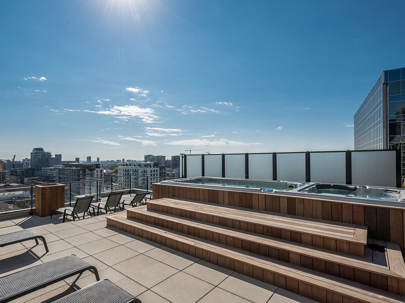 1 bedroom Apartments for rent in Montreal (Downtown) at Le Saint M2 - Photo 03 - RentQuebecApartments – L295572