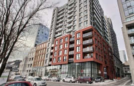1 bedroom Apartments for rent in Montreal (Downtown) at Le Saint M2 - Photo 01 - RentQuebecApartments – L295572