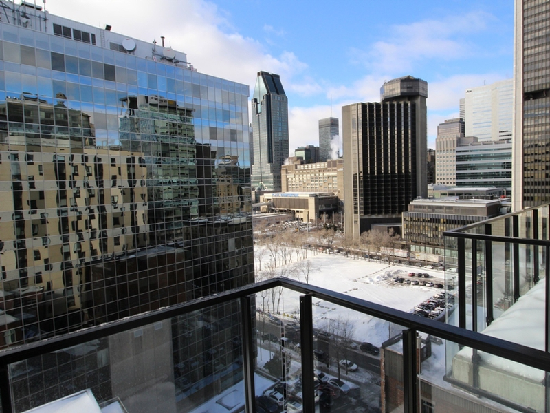 1 bedroom Apartments for rent in Montreal (Downtown) at Le Saint M2 - Photo 07 - RentQuebecApartments – L295572