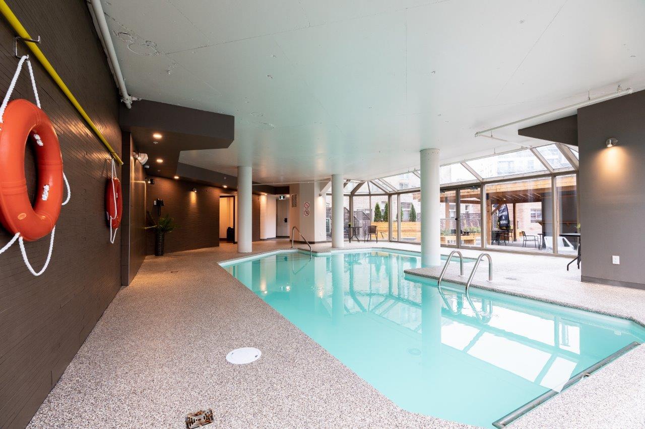 luxurious 1 bedroom Apartments for rent in Ville St-Laurent - Bois-Franc at Tours Bois-Franc - Photo 05 - RentQuebecApartments – L403166