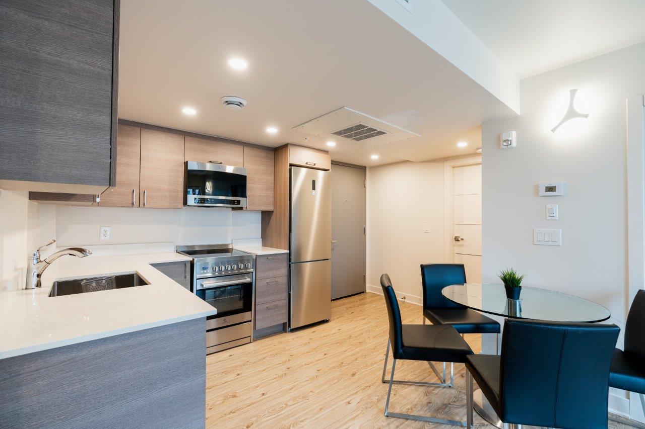 luxurious 1 bedroom Apartments for rent in Ville St-Laurent - Bois-Franc at Tours Bois-Franc - Photo 09 - RentQuebecApartments – L403166