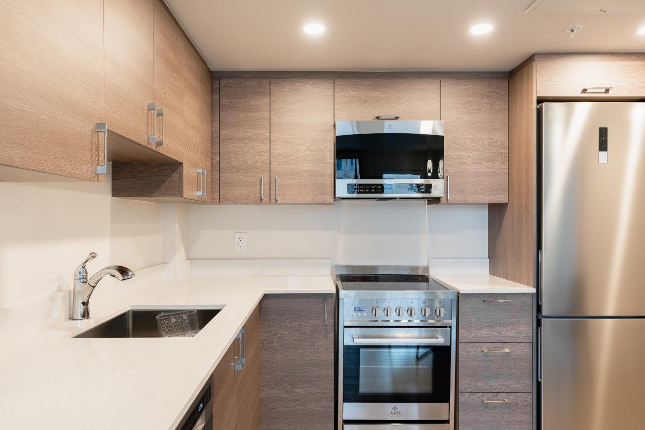luxurious 1 bedroom Apartments for rent in Ville St-Laurent - Bois-Franc at Tours Bois-Franc - Photo 08 - RentQuebecApartments – L403166