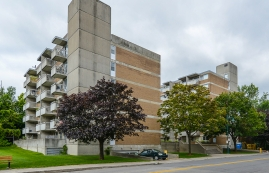 1 bedroom Apartments for rent in Dorval at Tours Dorval - Photo 01 - RentQuebecApartments – L5371